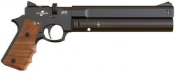 AP16 REGULATED PISTOL BLACK-STANDARD-WALNUT 4.5