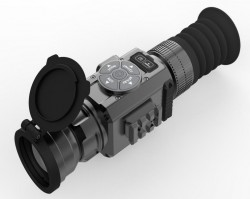 50 mm  Mil-Spec Thermal Rifle Scope by Aquila Digital Optics