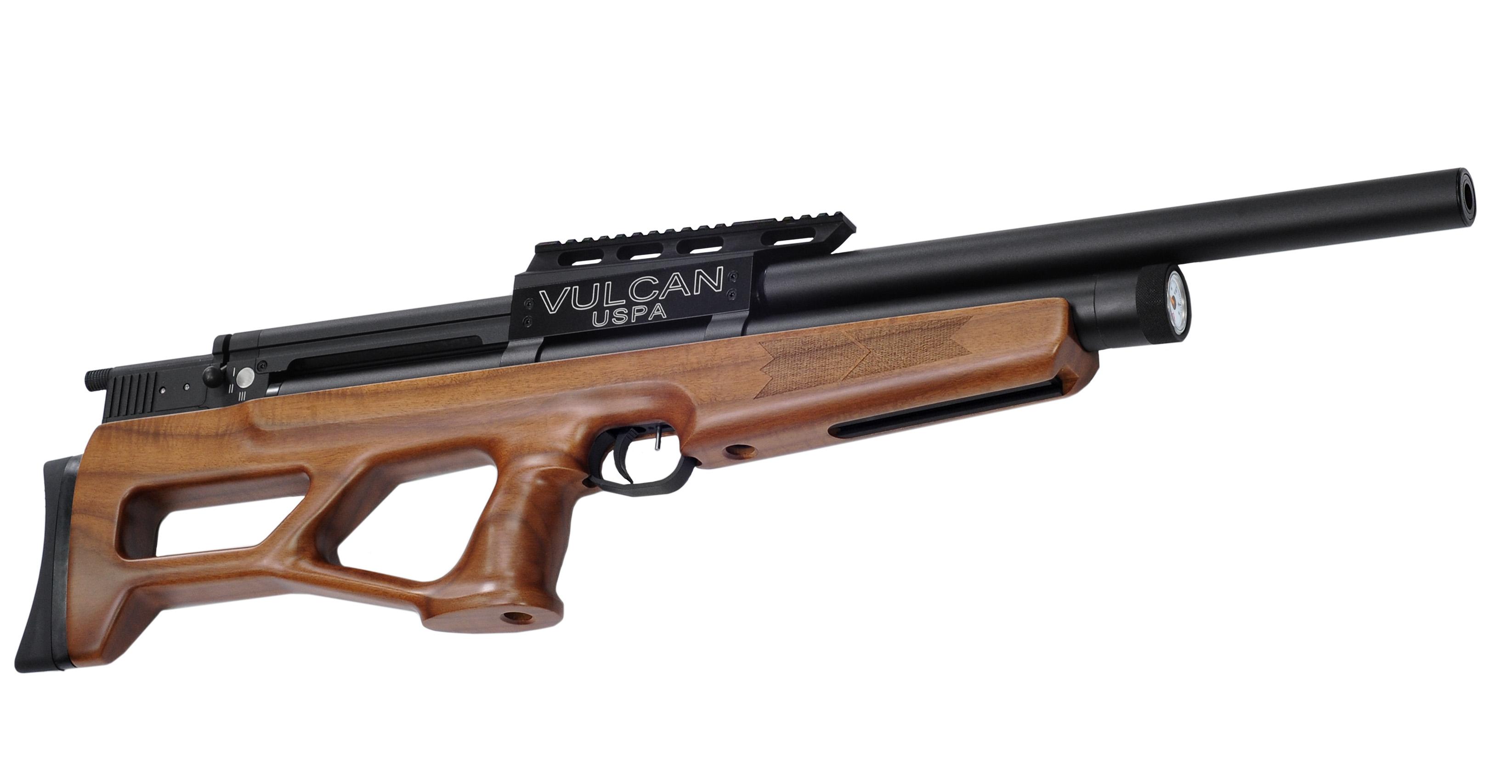 Vulcan USPA Tranquilizer Dart Gun | Airgun Nut
