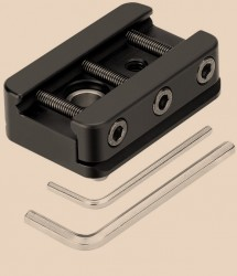 GS-1 Adapter Picatinny/NATO to Arca-Swiss Dovetail